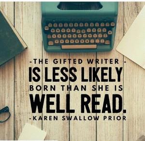How a Non-reader Became a Writer