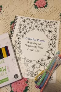 Colorful Prayer
